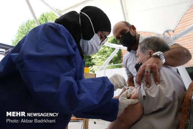 ۱۰  مرکز تجمیعی واکسیناسیون کرونا در کردستان راه اندازی شد