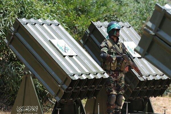 كتائب القسام تستهدف عسقلان برشقة من صواريخ S40