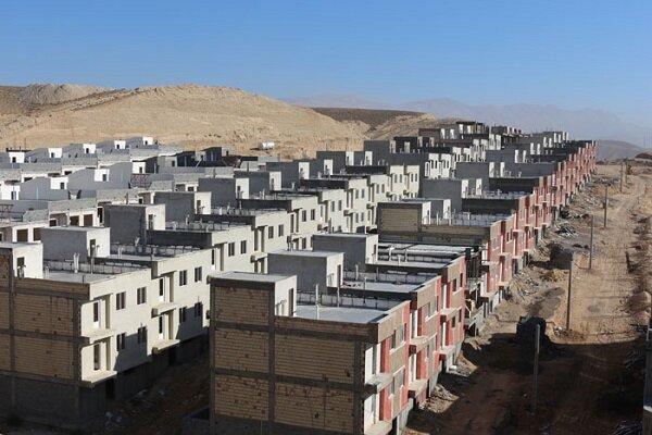 پیشرفت قابل قبول ساخت واحدهای مسکن ملی استان تهران