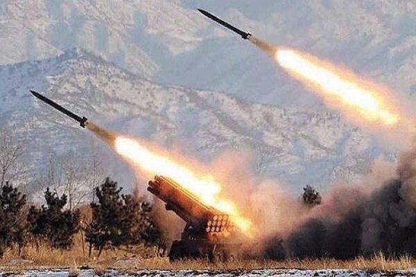 """اكثر من 600 صاروخ أطلق على """"اسرائيل"""" حتى الآن"""