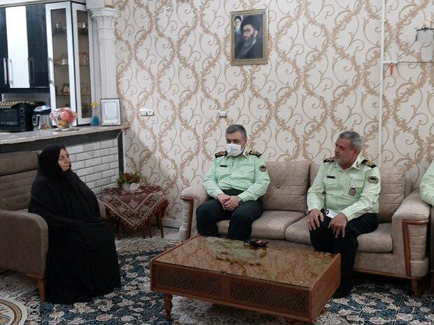 شهادت نقطه اوج دفاع از ارزشهای دینی و آرمانهای انقلاب است