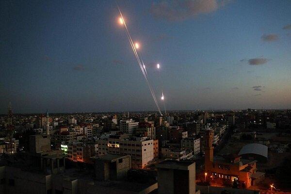 تصريح لمراسل وكالة مهر من داخل غزة