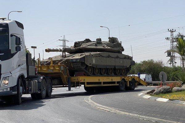 Resistance's unprecedent rocket attack on Israel