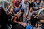 قوات الإحتلال ترتكب مجزرة في مخيم الشاطئ بغزة