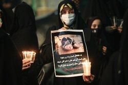مردم استان سمنان شهادت دانش آموزان افغانستانی را محکوم کردند
