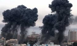 İşgal rejiminin Gazze'ye saldırıları sürüyor
