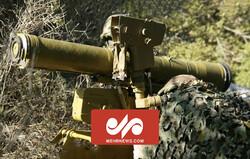 هدف قرار گرفتن جیپ رژیم صهیونیستی در شمال غزه