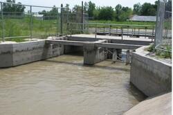 افزایش آبگذاری در کانال های کشاورزی در گیلان
