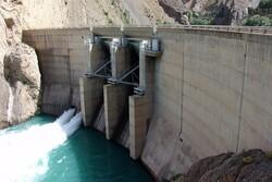 کاهش ۴۰۰۰ مگاواتی تراز تولید نیروگاه های برقآبی