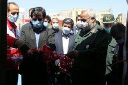 بیمارستان صحرایی اردبیل راهاندازی شد