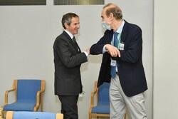 گفتگوی معاون «جوزف بورل» با مدیرکل آژانس انرژی اتمی درباره ایران