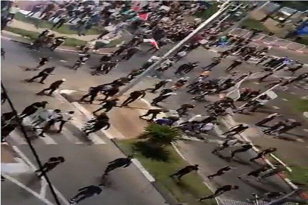 الاحتلال يعلن حالة طواريء خاصة في مدينة اللد وفرض منع التجول