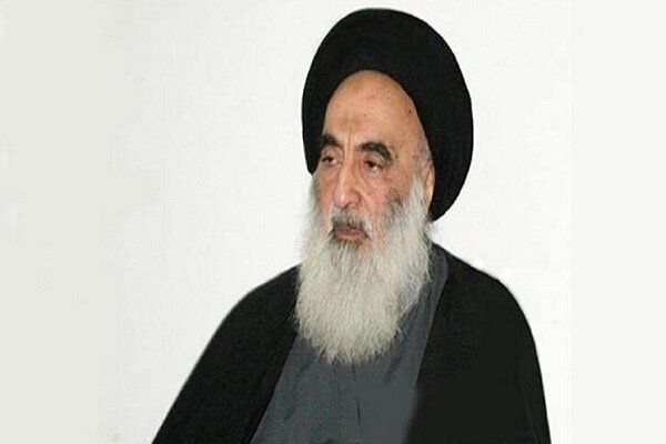 Iraqi top Shia cleric stresses firm support for Palestinians
