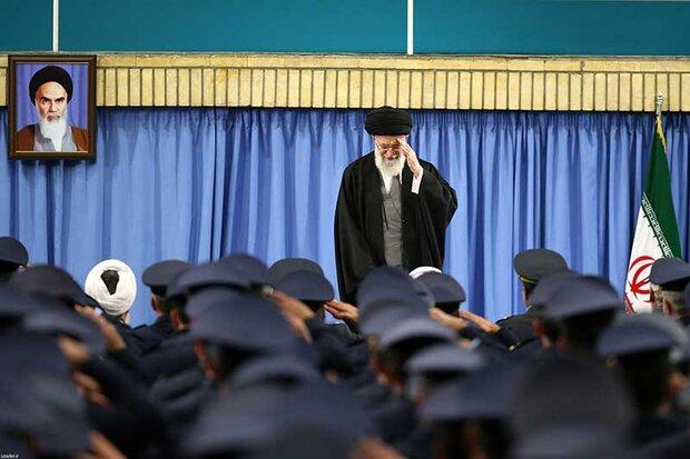 Ayatollah Khamenei appreciates Iran Army Air Force