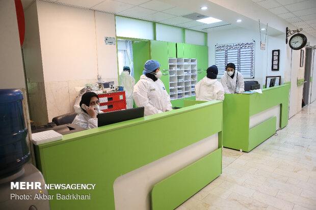 İran'da 3 milyon 868 bin 196 kişi koronavirüsü yendi
