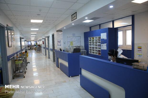 افتتاح بخش های جدید درمانی در بیمارستان لقمان