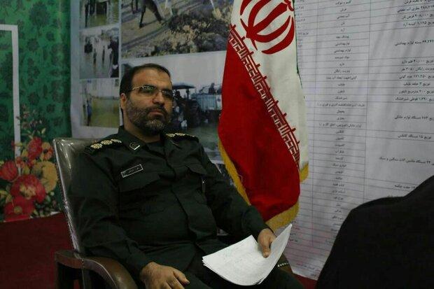 فعالیت بیش از ۱۰۰۰ گروه جهادی در همدان