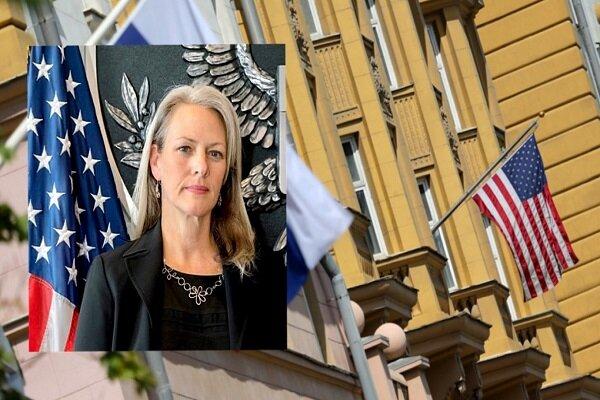 سخنگوی سفارت آمریکا در روسیه از مسکو اخراج شد