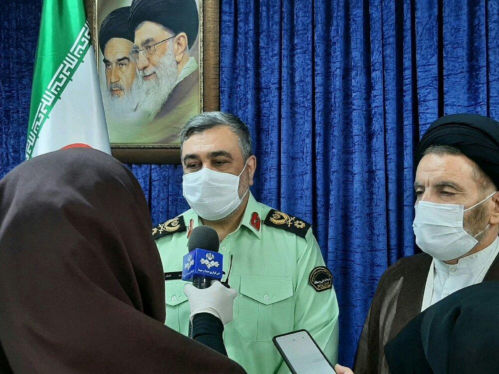 آمادگی کامل ناجا برای برگزاری با شکوه و تامین امنیت انتخابات