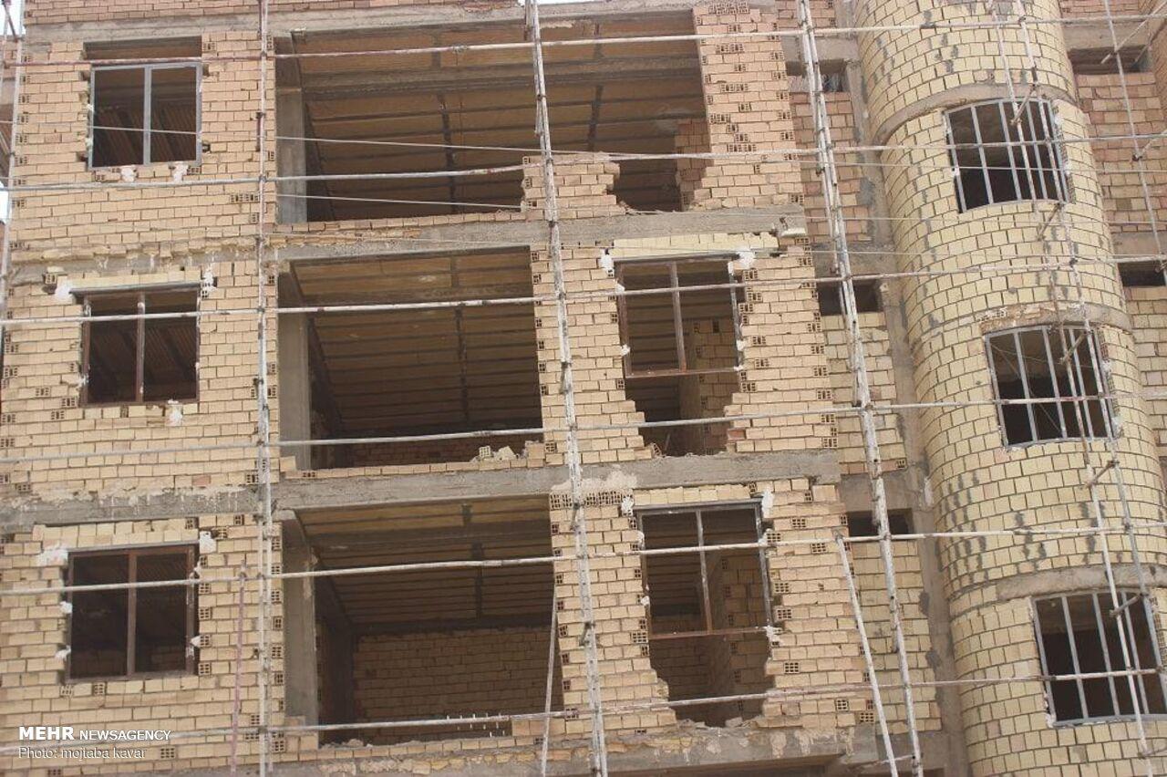 ساخت سالانه یک میلیون واحد مسکونی امکان پذیر است؟