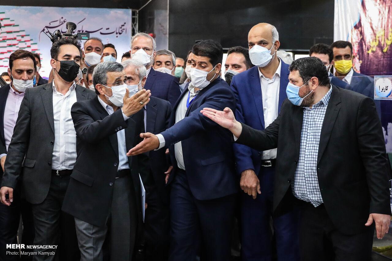 روز شورش منتخب جمهور علیه جمهوریت/ شلوغکاری در خیابان فاطمی