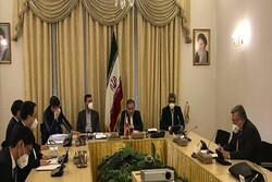 Iran-Russia-China trilateral meeting held in Vienna