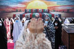 نماز عید سعید فطر در امامزاده صالح (ع) تهران