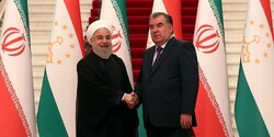 رئیسجمهور تاجیکستان عید فطر را به روحانی تبریک گفت