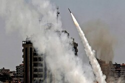Hamas fires long-range missile at Ramon Airport (+VIDEOS)