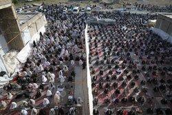 اقامه نماز عید فطر در زنجان