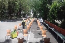 تجهیز مرکز تجمیعی واکسیناسیون در دانشکده توانبخشی