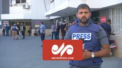 گزارش میدانی خبرنگار مهر از چهارمین روز حملات صهیونیستها به غزه
