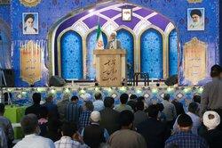 اقامه نماز عید فطر در کاشان