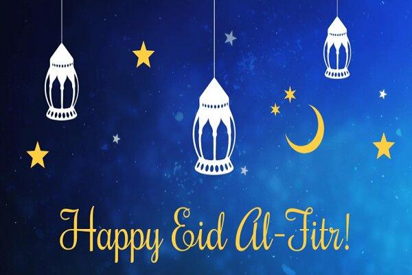 Felicitations on Eid al-Fitr