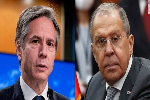Russia's Lavrov, US' Blinken discuss Iran