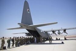 خروج تروریستهای آمریکایی از بزرگترین پایگاه نظامی در قندهار افغانستان