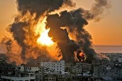 Siyonist Rejim bayramın ikinci gününde de saldırmaya devam ediyor