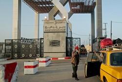مصر گذرگاه رفح را بازگشایی میکند