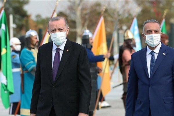 Erdoğan, Irak Başbakanı Kazımi ile telefonda Filistin'i görüştü