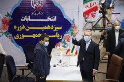 Last day of presidential candidates registration in Tehran