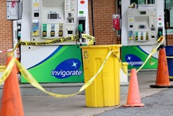 US fuel stations continue facing with significant shortages