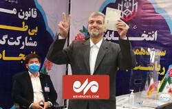 کواکبیان در انتخابات ۱۴۰۰ ثبت نام کرد