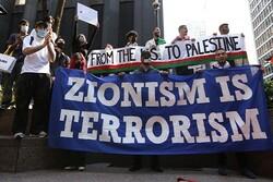 غزہ میں اسرائیلی مظالم کے خلاف مختلف ممالک میں مظاہرے