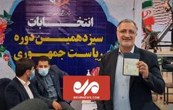 زاکانی هم وارد عرصه انتخابات شد