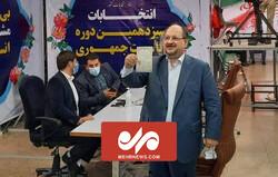 محمد شریعتمداری در انتخابات ثبت نام کرد