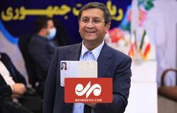 رئیس بانک مرکزی روحانی هم ثبت نام کرد