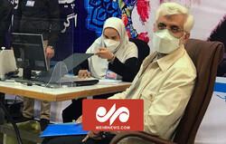 جلیلی داوطلب ریاست جمهوری شد