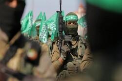 كتائب القسام تعرض أنفاقها لأول مرة بعد الحرب الأخيرة على غزة+فیدیو