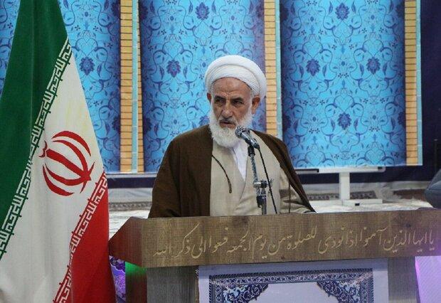 پاسخ قاطع ملت ایران به توطئههای دشمن حضور گسترده در انتخاب است