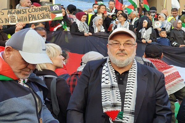 VIDEO: Thousands gather at Free Palestine rally in Sydney CBD
